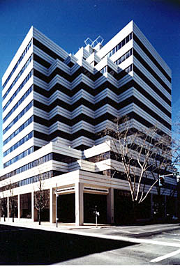 High Rise Projects - Capital Mall, Sacramento - Apex Painting Inc.