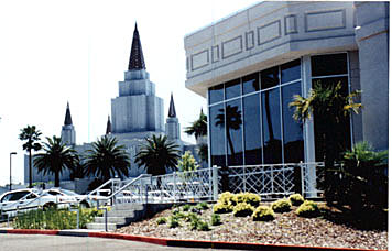 Church of Jesus Christ of LDS Visitor's Center - Apex Painting Inc.