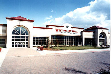 West Valley Mall Shopping Center  - Apex Painting Inc.