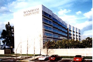 Hospitality - Wyndham Hotel, Pleasanton - Apex Painting Inc.